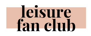 Leisure Fan Club -